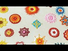 very easy Rangoli border make in two minute by DEEPIKA PANT - YouTube