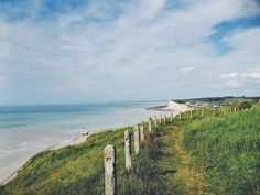 Roadtrip/1- Normandy, Normandie, Le Treport, coast, iloveyoumydear