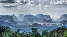 Thailand, near Krabi