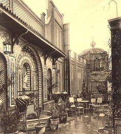 Palacete del Conde de Revilla. Arenal 9
