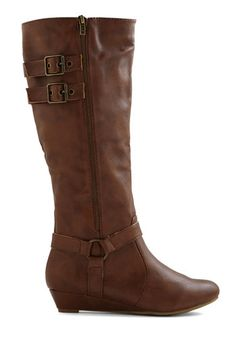 Strappy Young Lass Boot, #ModCloth