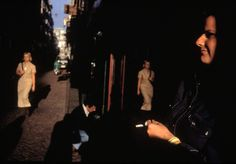 A shopkeeper in Spaccanopoli, the Greek part of Naples. David Alan Harvey, Magnum Photos, Naples, Greek, Italy, Concert, Life, Vintage, Fotografia