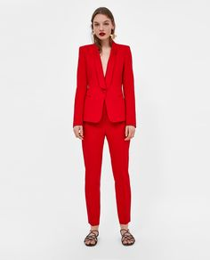 Women's Blazers | New Collection Online | ZARA Jordan
