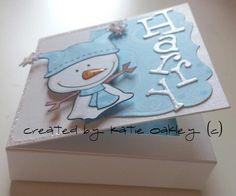 ♥ Katie: Bakes, Makes & Cakes ♥: Sizzix Shaker Box