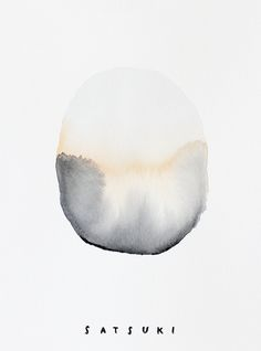 """REBIRTH 12"""" x 9"""" watercolor on paper 2014"""