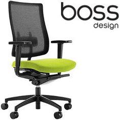Boss Design Moneypenny Task Chair  www.officefurnitureonline.co.uk