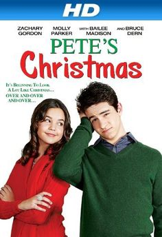 Directed by Nisha Ganatra.  With Zachary Gordon, Molly Parker, Rick Roberts, Wesley Morgan. An overlooked middle child finds himself in the unexpected spotlight when he realizes his family's terrible Christmas day keeps repeating. As the only one experiencing the day over and over, he decides to use his unique gift to give the holidays a makeover and his family a Christmas they will never forget.