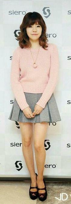 Girls' Generation, Soonkyu Lee AKA Sunny.