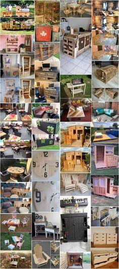 Creative DIY Pallet Ideas to Try out This Weekend