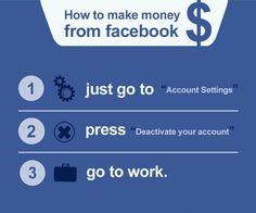 THINK! Hoe geld te verdienen met Facebook