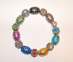 Multicolored Christmas or Easter European Style by Ricksiconics, $24.00