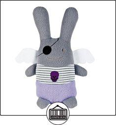 Trousselier V70030 01 - Peluche de ángel conejo vestido de pirata (50cm), color gris  ✿ Regalos para recién nacidos - Bebes ✿ ▬► Ver oferta: http://comprar.io/goto/B00AGWUPX4