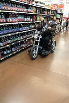 Meanwhile at Walmart