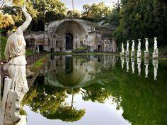 Villa Hadriana Canopus