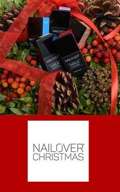 Merry Nailover Christmas  www.nailover.it   #nailover #nails #nailart #nailsaddicted