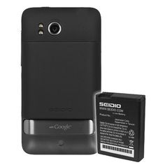 Seidio BACY35HTMEC-BK Innocell 3500mAh Extended Life Battery for HTC ThunderBolt - Battery - Retail Packaging - Black by Seidio. $69.95. http://moveonyourmind.com/showme/dpiwr/Bi0w0r5cPq3fSwKf5eOt.html