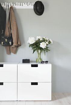 ANTES Y DESPUÉS: el increíble cambio de la entrada   Decorar tu casa es facilisimo.com
