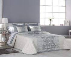 Colcha bouti Glamour, posibilidad de confeccion en doble relleno. Glamour, Comforters, Blanket, Malva, Furniture, Relleno, Bedding, Home Decor, Templates