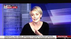 Sky Australia exposes the horrific murder of white farmers, South Africa