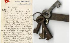 A letter from a first-class passenger on the Titanic has fetched £55,000 at auction – a record price for a piece of written correspondence from the ship.