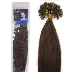 20'' Pre Nail /U Tiped Kertian Tipped Remy Human Hair Extensions 100s 04 Medium Brown Beauty Fashion Charming Sell by lilu. $31.00. Kindly Remind ,this is US registered certified Brand, we have not authorized another seller to sell it ,all items Quality Box Packaging as  pictures show .solely sold by AMERICA LADDER INTERNATIONAL CO.,LTD. long Asian soft Silky straight 100% human hair. We guarantee 100% human hair AND pre bonded hair. lnetantly add length ,volume or hight...