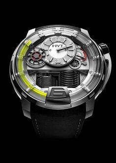 HYT - H1 - one of the most awesome watches ever!