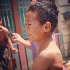 Eros riendo. Siempre #sonrisas #smile #smiling #kids #happy #felicidad #children of #Nepal