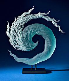 Amazing Glass Sculptures by K. William LeQuier