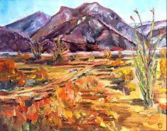 Marilyn Froggatt - Work Detail: Borrego Springs Trail