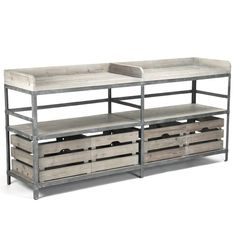 Zentique Furniture Arley Sideboard. #laylagrayce #new #zentique