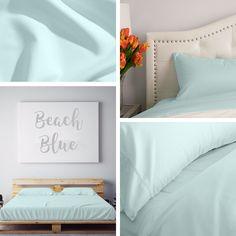 The Original PeachSkinSheets® Breathable Sheet Set FRENCH BLUE