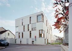 Ateliers O-S . BBC housing building . Dijon (1)