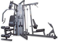 Vision ST710 Multi-Station Gym