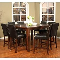 Wexford 5pc. CounterHeight Dining Set w/ 2 Benches