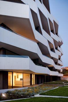 Living Foz Apartments by dEMM Arquitectura, Paulo Fernandes da Silva / Porto, Portugal