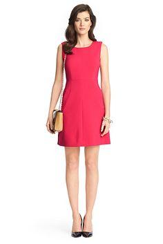 eed4671ffc79f Carpreena Mini Ceramic A-Line Dress In Pink Spice Material Girls, Candy  Colors,