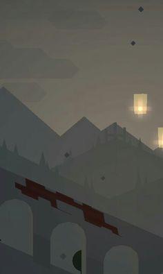 Alto's sunrise