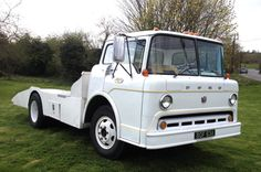 1963 Ford C600 classic / historic race truck / transporter. Goodwood in style | eBay