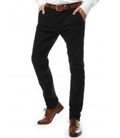 Pánska chinos nohavice čierne Black Jeans, Pants, Fashion, Chinese, Moda, Trousers, Women Pants, Women's Pants, Fasion