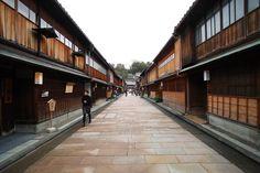 Kanazawa Itineraries