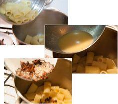 Receta cocina: Pasta con salsa boloñesa