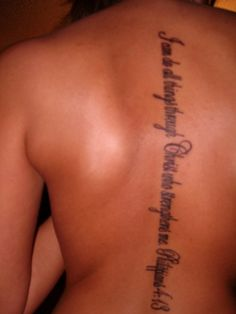 """""""I can do all thing through Christ who strengthens me Philippians 4:13"""""""