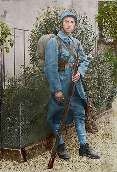 Crónica gráfica de la Primera Guerra Mundial - 7817 - Obesia