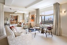 """There's a reason most people prefer neutrals in their homes: They're usually easier to live with. Neutrals """"are the perennials of color — not subject to trends as much as brighter colors, timeless and dependable,"""""""