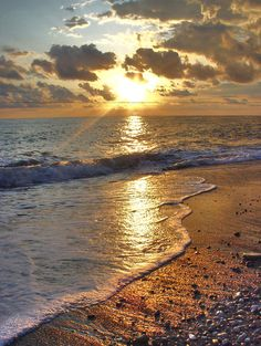 ✯ Sunset at Sea