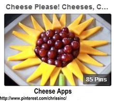 Cheese Board  Apps - Want a great cheese platter? Need a certain flavour to enhance a recipe? That's what this board hopes to do, to give you suggestions putting together a winner. Includes: Cream, Cottage & Ricotta Cheeses; Mascarpone. Fondue; Fritters; Cheese Platters, Caprese Apps, etc. ~ My main Pinterest profile http://www.pinterest.com/chrissinc. ~ My main Pinterest profile http://www.pinterest.com/chrissinc