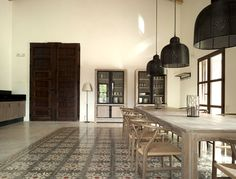 Old Stone House in Spanish Countryside - InteriorZine