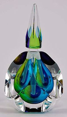 Pacific Perfume Bottle: Paul D. Harrie