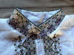 Bilderesultat for broderimønster til bunadskjorte,telemark Norway, Picnic Blanket, Scandinavian, Needlework, Weaving, Embroidery, Stitch, Costume, Vintage
