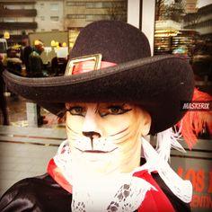 Fesselnd Gestiefelte Kater Karneval Kostüm Idee Selber Machen